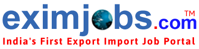 Eximjobs | Export Import jobs in India